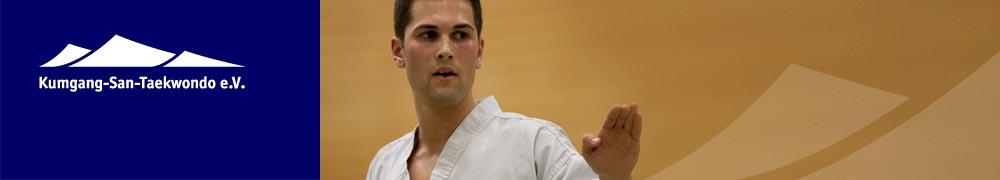 Kumgang-San-Taekwondo e.V.